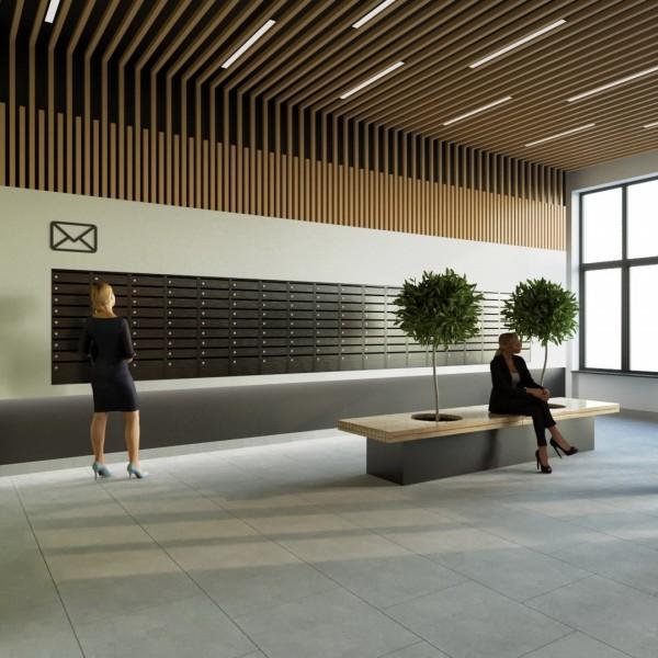 Дизайн мест общего пользования жилого дома