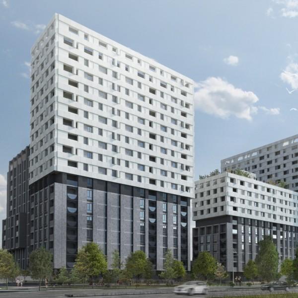 Концепция развития жилой застройки по ул. Профсоюзная (между Республикой и 50 лет Октября)