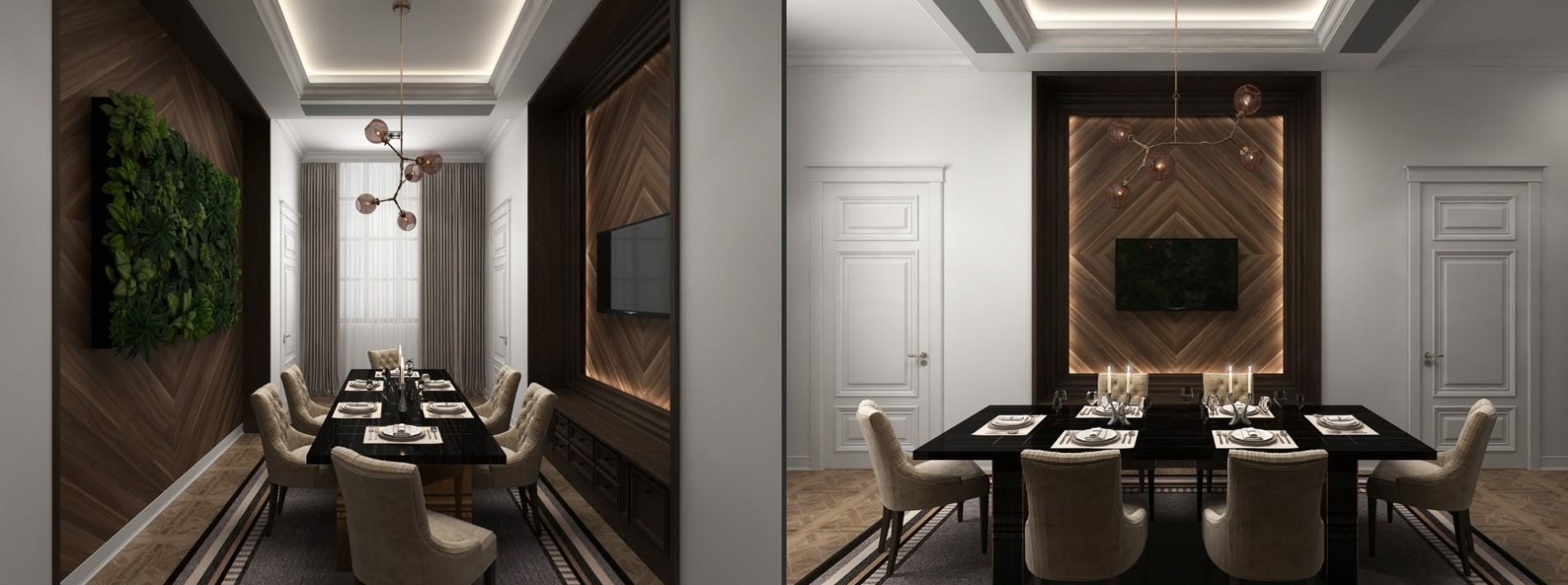 Дизайн офисного пространства г. Москва